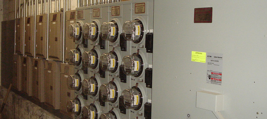 Electrical Service Panels Switchgear Switches